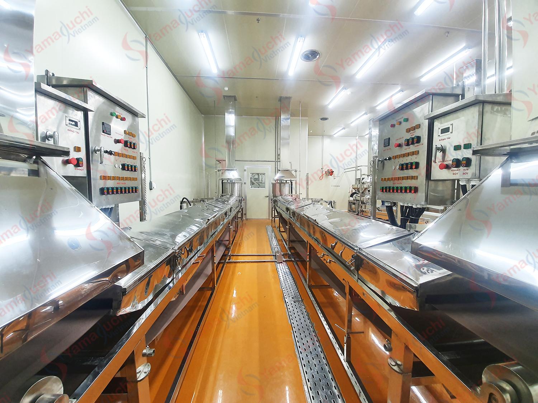 Automatic fresh Pho noodle production line