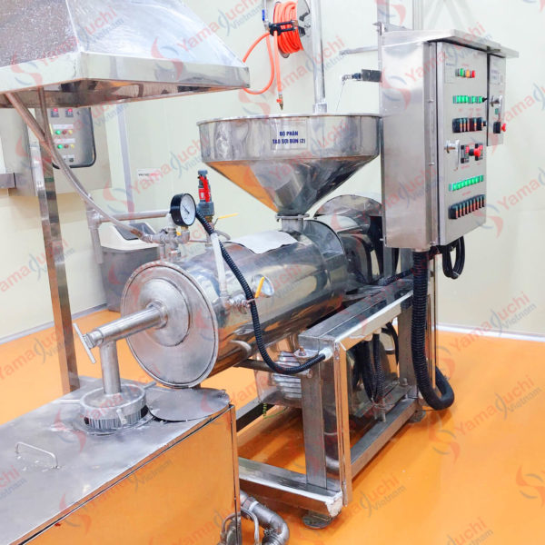 Dây chuyền sản xuất bún tươi tự động