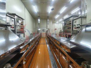 Dây chuyền sản xuất máy bánh phở tươi