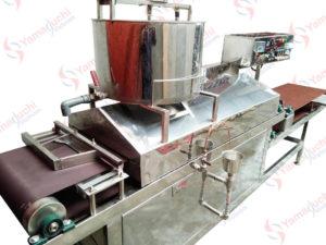 Máy được thiết kế nhỏ gọn dễ vận hành và vệ sinh.