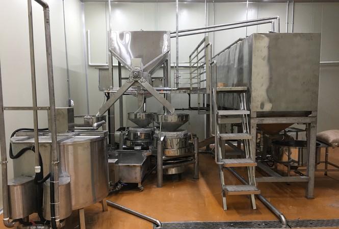 Máy sản xuất bánh phở