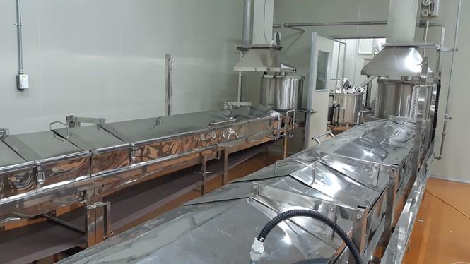 Dây chuyền sản xuất bánh phở