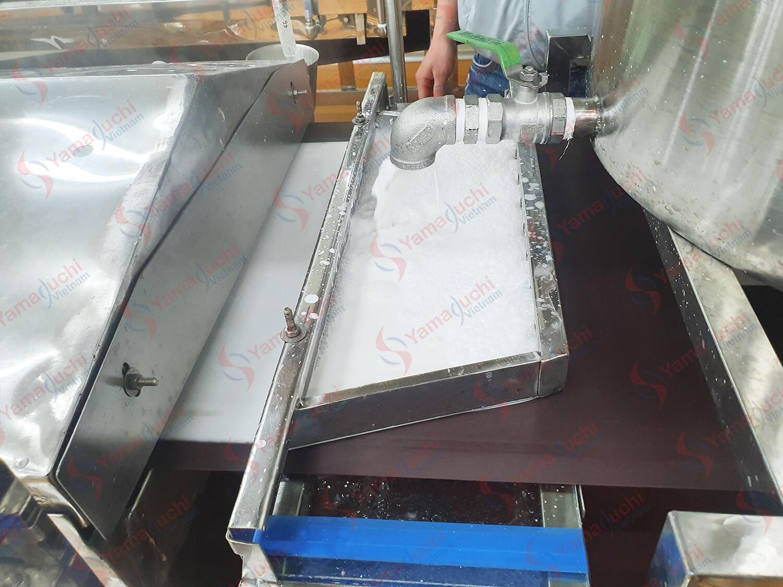 Cu do Ha Tinh Making Machine