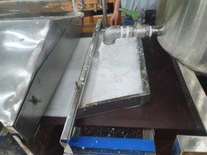 Fresh Pho noodle making machine
